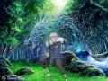 Водный дракон в исполнении Тобирамы